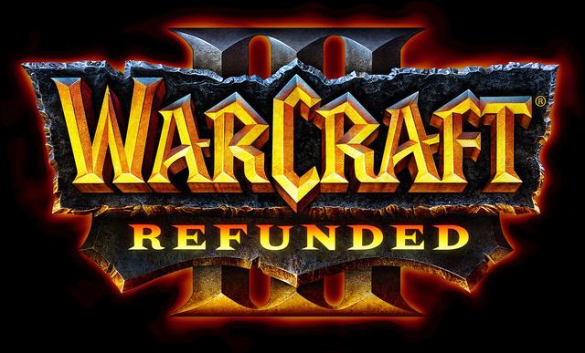 Warcraft 3 Refucked Logo